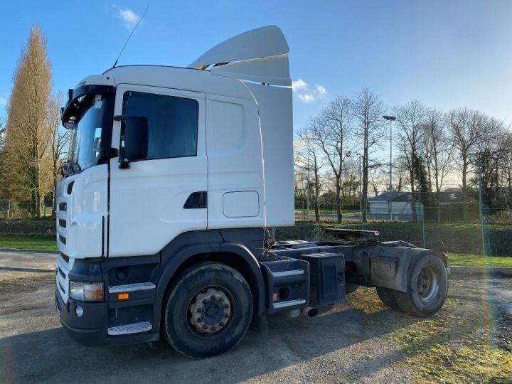 Camión tractor Scania R 420 BLANC - 1