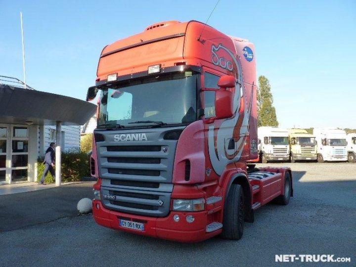 Camión tractor Scania R  - 1