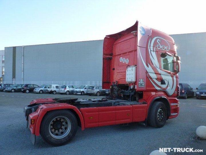 Camión tractor Scania R  - 3
