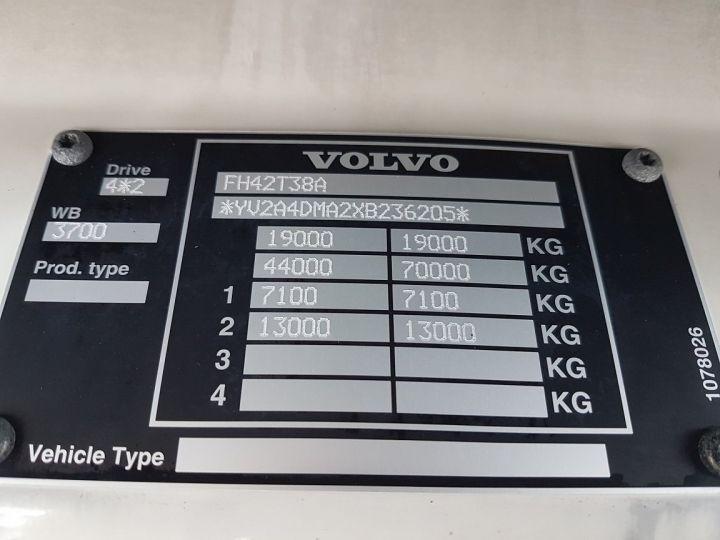Camión tractor Volvo FH 12.380 GLOBETROTTER XL  - 20