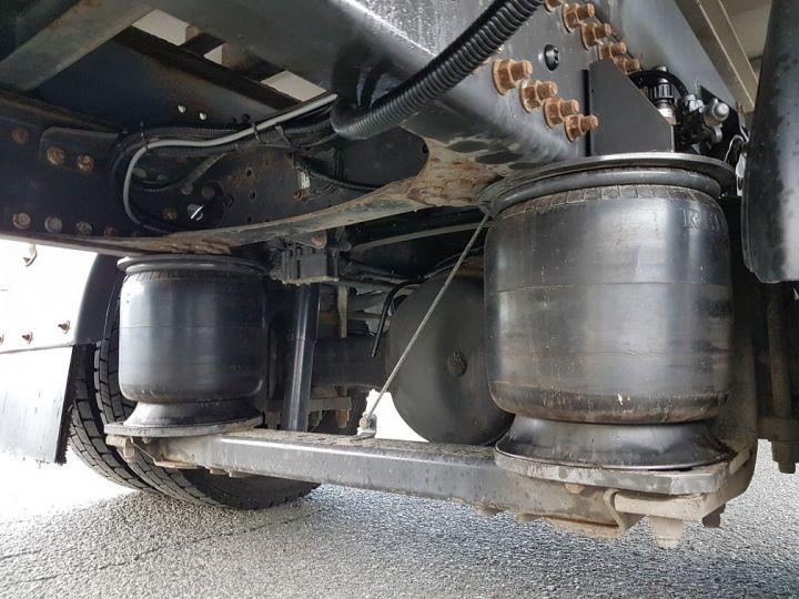 Camión Renault Midlum Transporte de contenedores 220dxi.12 CAISSE MOBILE + Hayon BLEU et BLANC - 14