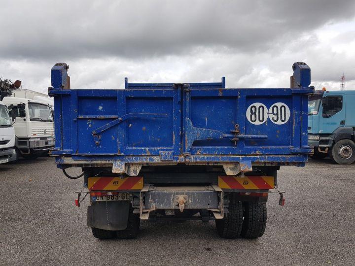 Camión Daf FA55 Volquete bilaterales y trilaterales 15.210 ATI BLANC - BLEU - 20