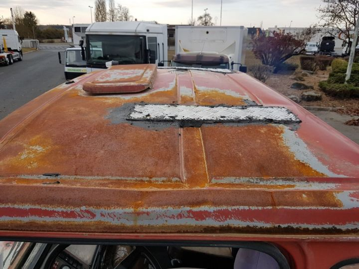 Camión Renault CBH Volquete trasero 280 6x4 BENNE MARRON - 16