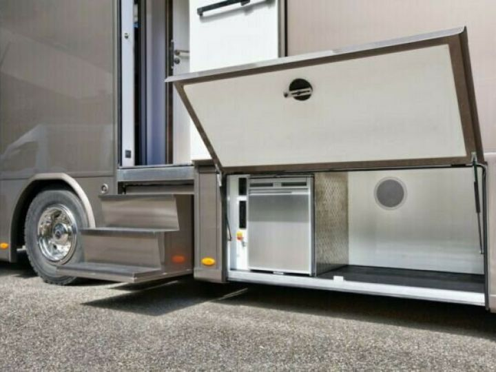 Camión Volvo EUROCARGO 160E  Brun Peinture métallisée - 6