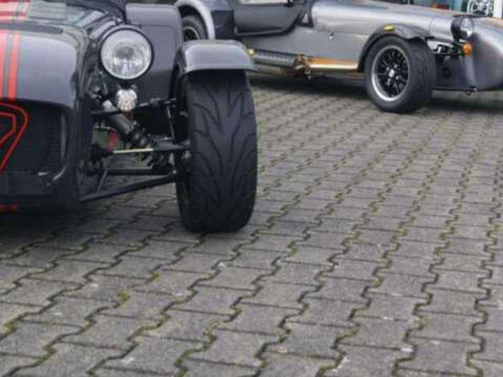 Caterham Seven 485 gris - 3