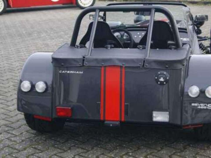 Caterham Seven 485 gris - 5