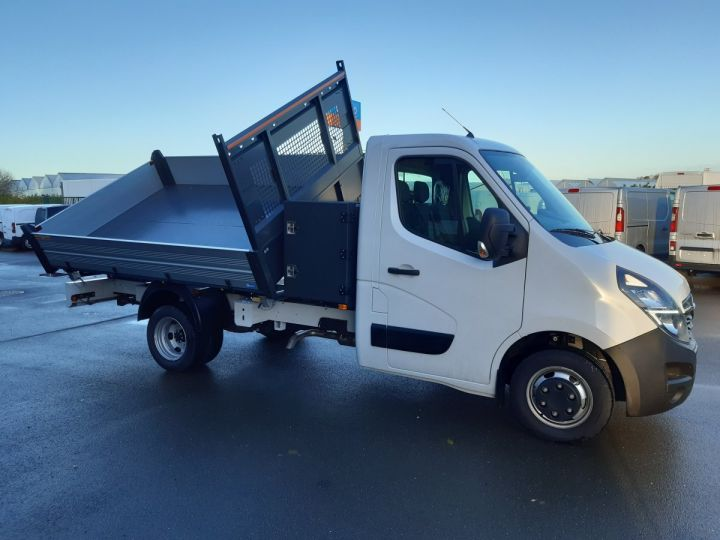 Chassis + body Opel Movano 2/3 way tipper body C3500 RJ L3H1 145CV BLANC - 4