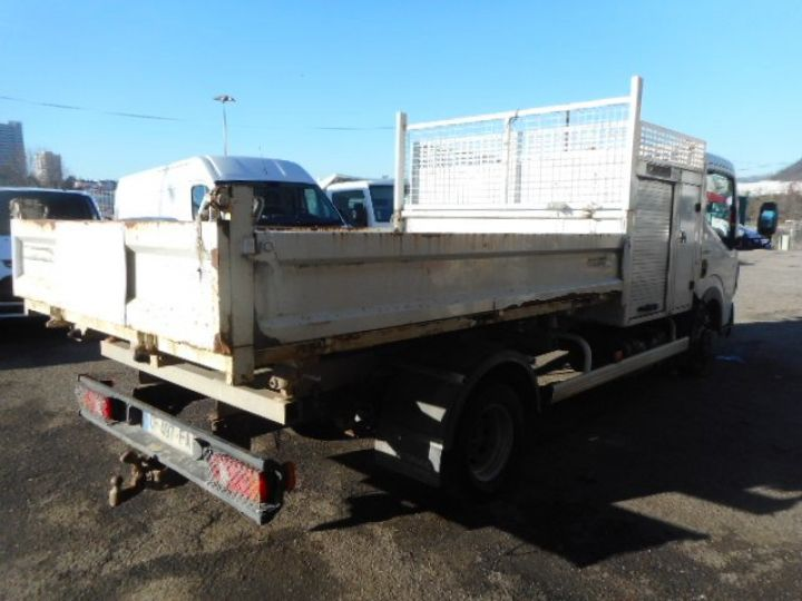 Chassis + body Renault Maxity 2/3 way tipper body 35.13 TRIBENNE + COFFRE  - 3