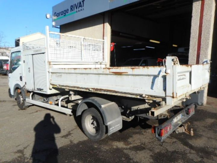 Chassis + body Renault Maxity 2/3 way tipper body 35.13 TRIBENNE + COFFRE  - 4