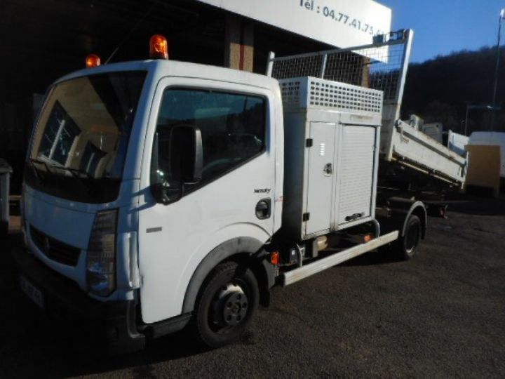 Chassis + body Renault Maxity 2/3 way tipper body 35.13 TRIBENNE + COFFRE  - 5