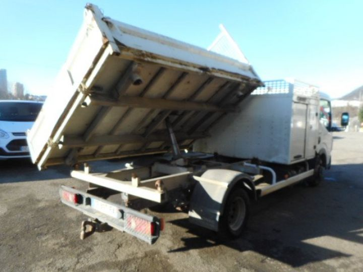 Chassis + body Renault Maxity 2/3 way tipper body 35.13 TRIBENNE + COFFRE  - 7