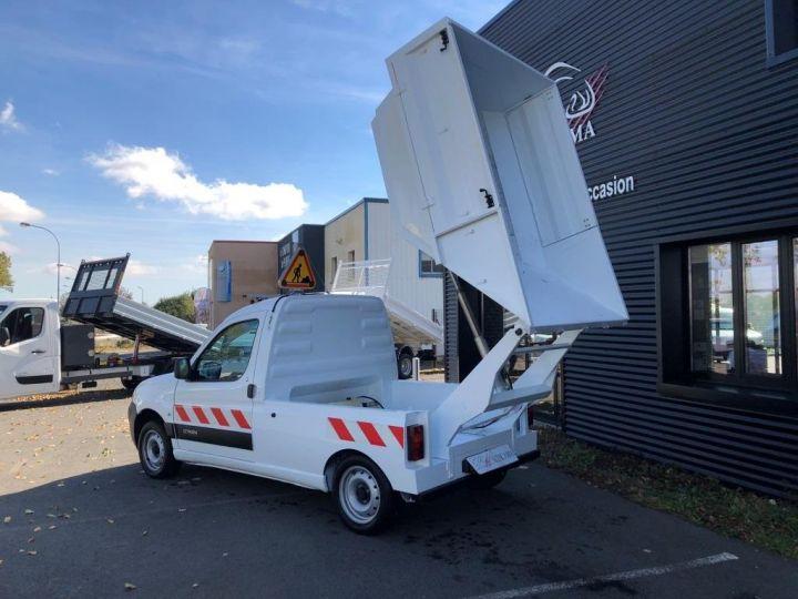 Chassis + body Citroen Berlingo Back Dump/Tipper body BENNE A BEC BLANC - 3