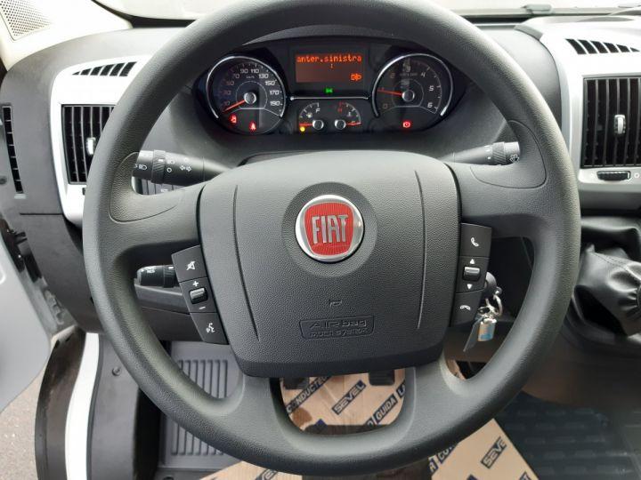 Chassis + body Fiat Ducato Back Dump/Tipper body 3.5 Maxi L 2.3 Multijet 140CH Benne JPM + Coffre Pack Pro Nav BLANC - 8
