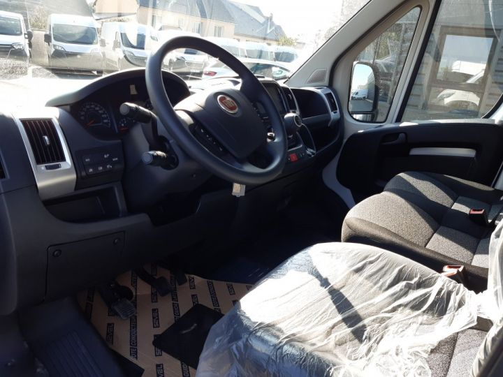Chassis + body Fiat Ducato Back Dump/Tipper body 3.5 Maxi L 2.3 Multijet 160CH Benne JPM + Coffre PRO LOUNGE BLANC - 8