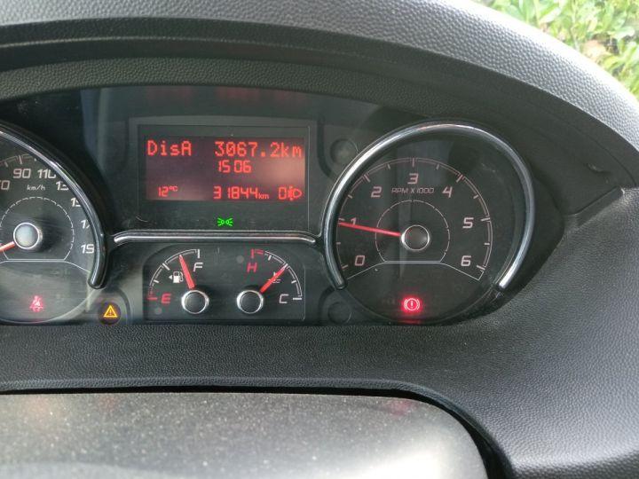 Chassis + body Fiat Ducato Back Dump/Tipper body BENNE 3.5 MAXI  2.3 MULTIJET 130 Blanc - 8