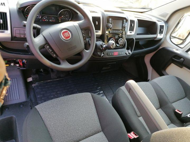 Chassis + body Fiat Ducato Back Dump/Tipper body PRO NAV BLANC - 7