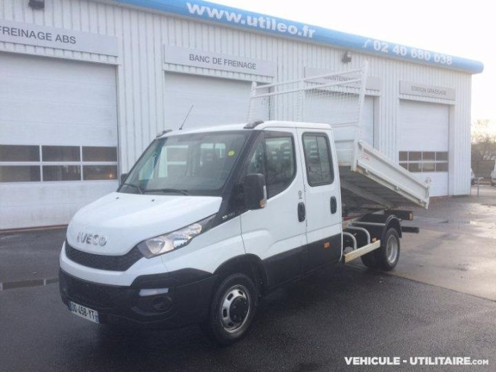 Chassis + body Iveco Daily Back Dump/Tipper body 35c13  - 1
