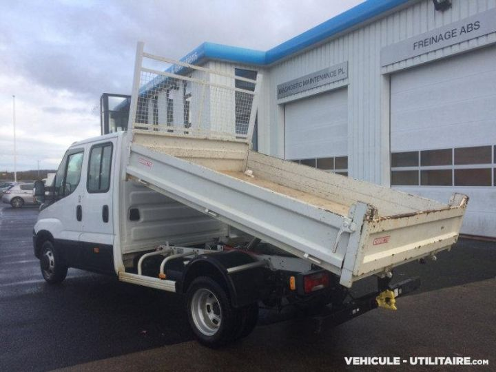 Chassis + body Iveco Daily Back Dump/Tipper body 35c13  - 2