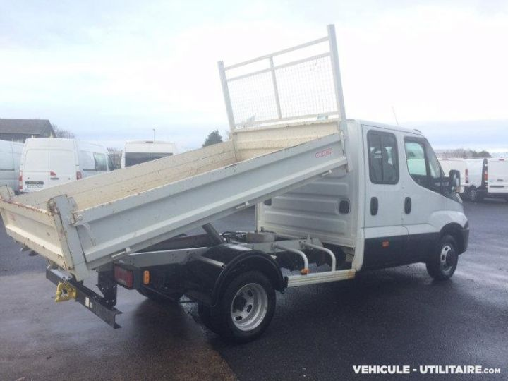 Chassis + body Iveco Daily Back Dump/Tipper body 35c13  - 3