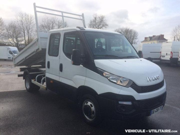 Chassis + body Iveco Daily Back Dump/Tipper body 35c13  - 4
