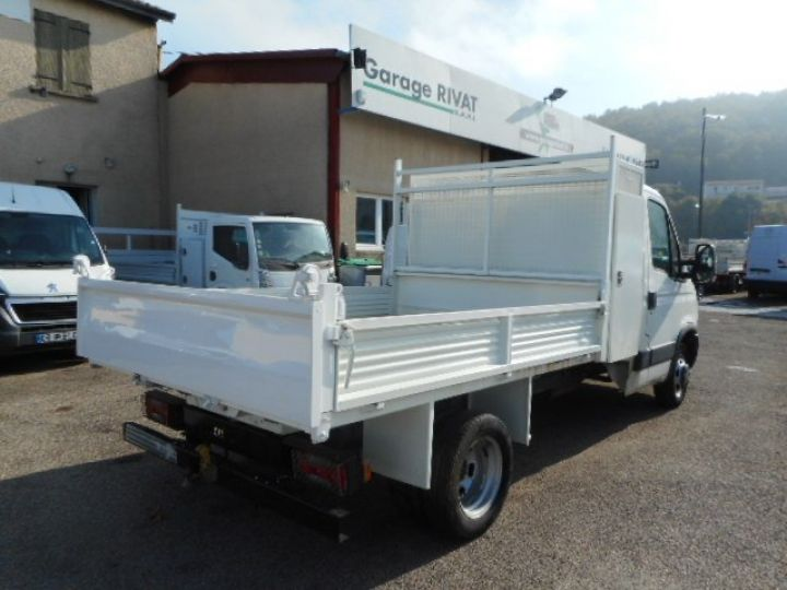Chassis + body Iveco Daily Back Dump/Tipper body 35C13 BENNE + COFFRE  - 3