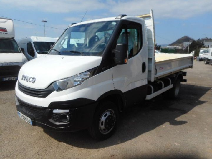 Chassis + body Iveco Daily Back Dump/Tipper body 35C15 BENNE  - 2