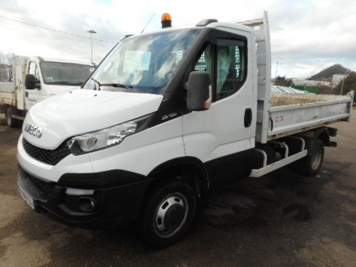 Chassis + body Iveco Daily Back Dump/Tipper body 35C15 BENNE  - 1