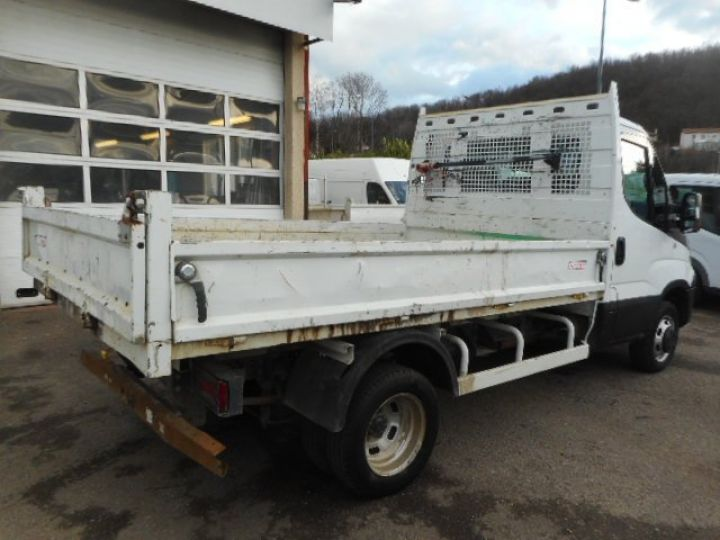 Chassis + body Iveco Daily Back Dump/Tipper body 35C15 BENNE  - 3