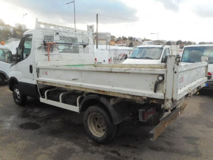 Chassis + body Iveco Daily Back Dump/Tipper body 35C15 BENNE  - 4