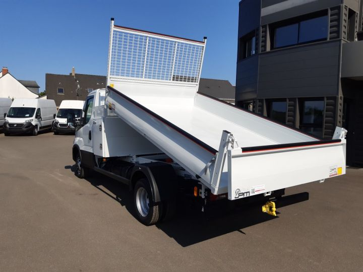 Chassis + body Iveco Daily Back Dump/Tipper body 35C16H 3.0HPI 160CH EMP 3750 TOR BLANC - 4