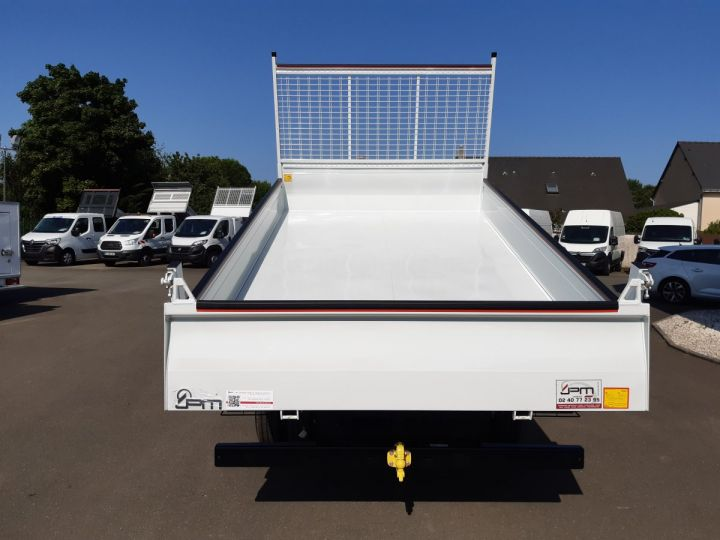 Chassis + body Iveco Daily Back Dump/Tipper body 35C16H 3.0HPI 160CH EMP 3750 TOR BLANC - 5