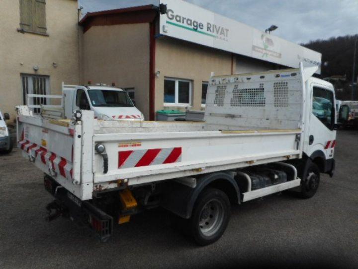 Chassis + body Nissan Cabstar Back Dump/Tipper body 35.13 BENNE  - 2