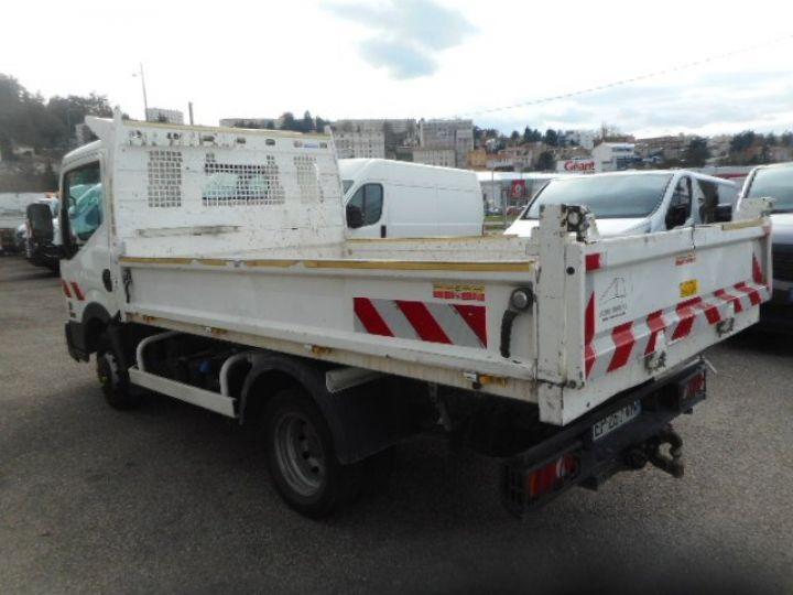 Chassis + body Nissan Cabstar Back Dump/Tipper body 35.13 BENNE  - 3