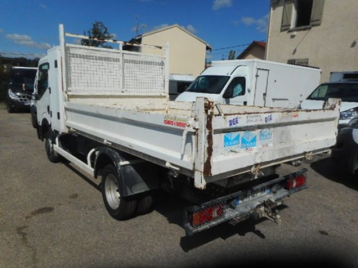 Chassis + body Nissan Cabstar Back Dump/Tipper body 35.14 BENNE + COFFRE  - 3