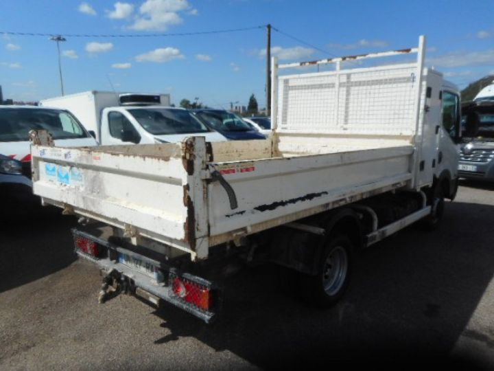 Chassis + body Nissan Cabstar Back Dump/Tipper body 35.14 BENNE + COFFRE  - 4