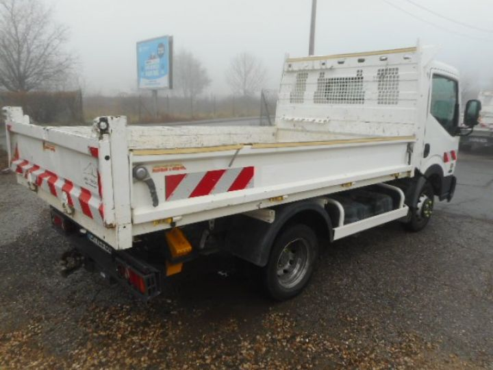 Chassis + body Nissan Cabstar Back Dump/Tipper body NT400 35.13 BENNE  - 3