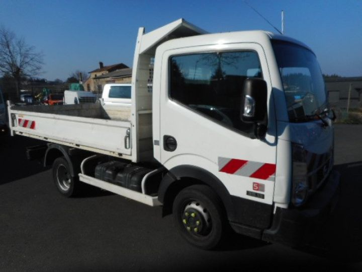 Chassis + body Nissan Back Dump/Tipper body NT400 35.13 BENNE  - 1