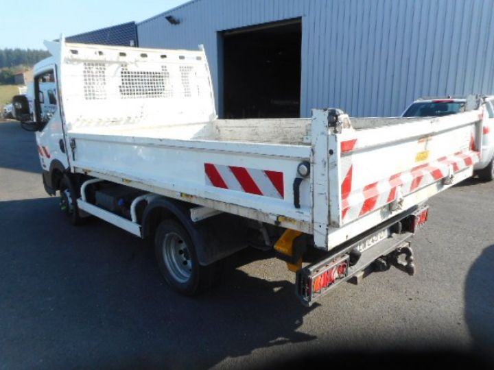Chassis + body Nissan Back Dump/Tipper body NT400 35.13 BENNE  - 3