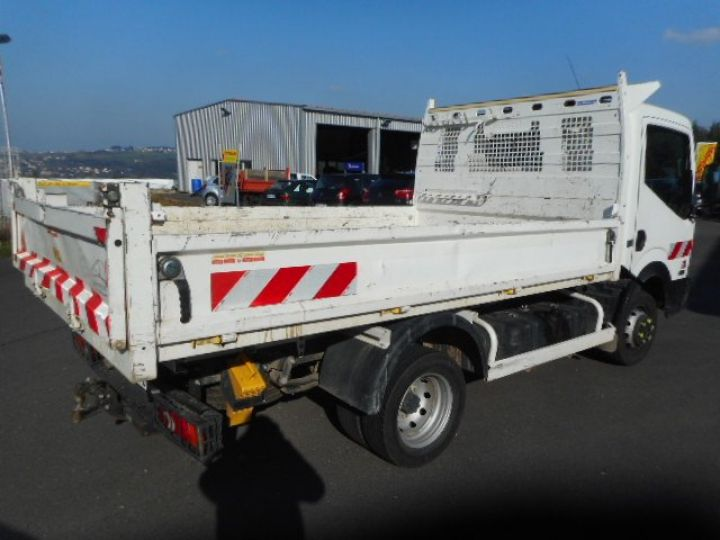 Chassis + body Nissan Back Dump/Tipper body NT400 35.13 BENNE  - 4