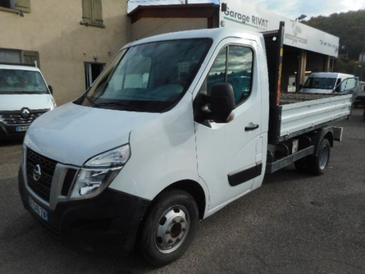 Chassis + body Nissan NV400 Back Dump/Tipper body DCI 135 BENNE  - 1