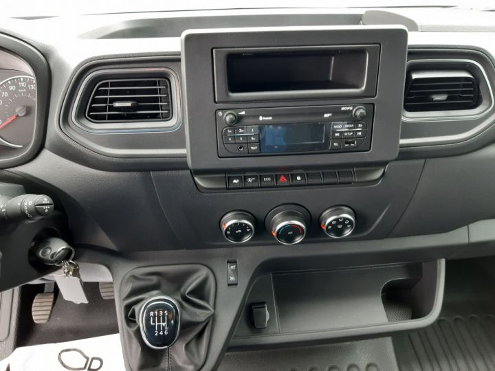 Chassis + body Opel Movano Back Dump/Tipper body 3.5 RJ 2.3 CDTI 145CV BLANC - 8