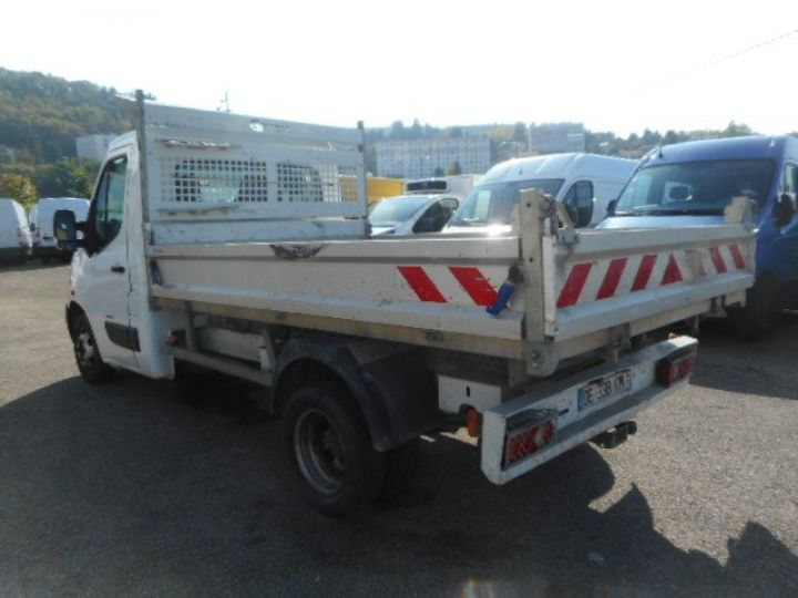 Chassis + body Renault Master Back Dump/Tipper body DCI 125 BENNE  - 4