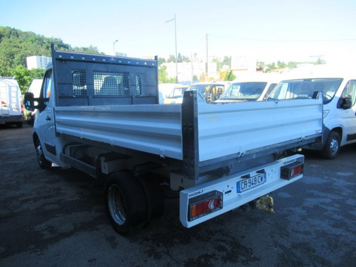 Chassis + body Renault Master Back Dump/Tipper body DCI 150 BENNE  - 3
