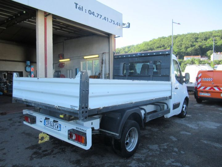 Chassis + body Renault Master Back Dump/Tipper body DCI 150 BENNE  - 4