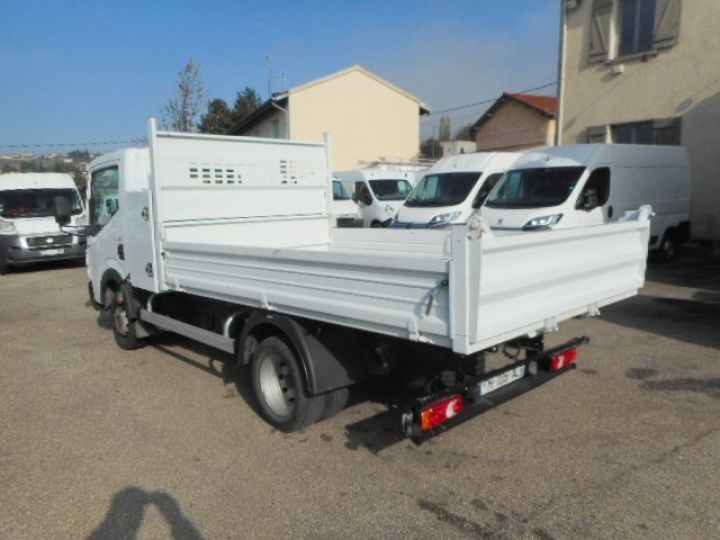 Chassis + body Renault Maxity Back Dump/Tipper body 120.35 BENNE + COFFRE  - 2