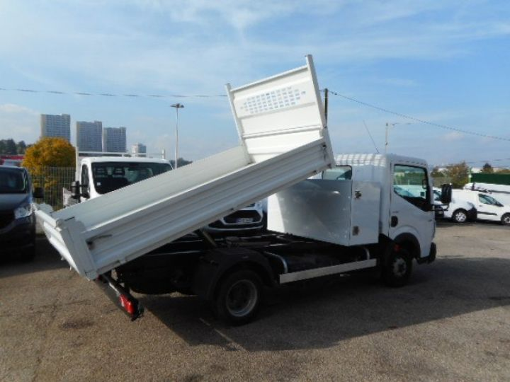 Chassis + body Renault Maxity Back Dump/Tipper body 120.35 BENNE + COFFRE  - 5