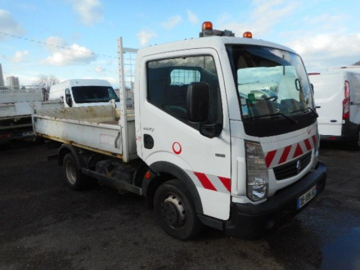 Chassis + body Renault Maxity Back Dump/Tipper body 140 BENNE  - 1