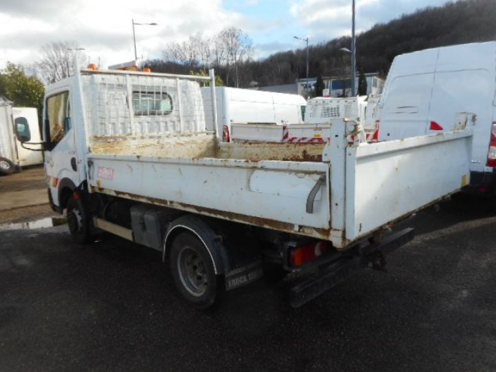 Chassis + body Renault Maxity Back Dump/Tipper body 140 BENNE  - 3