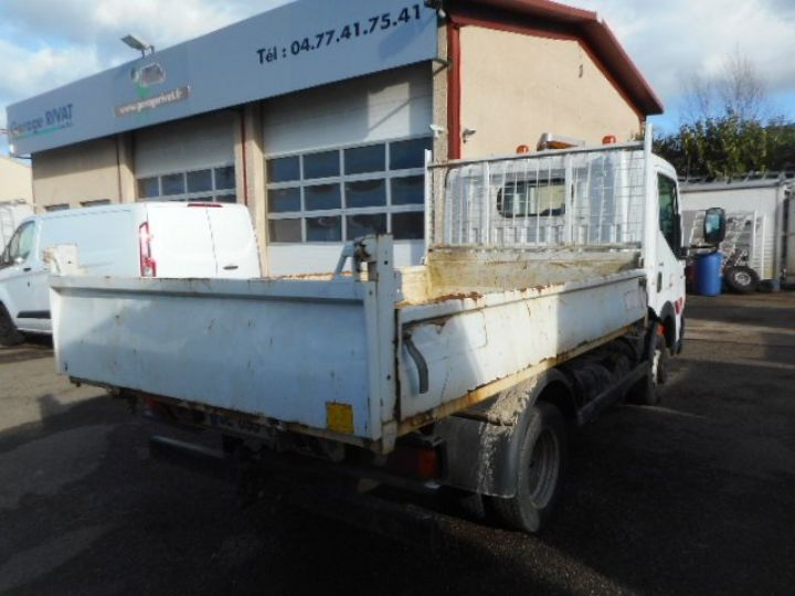 Chassis + body Renault Maxity Back Dump/Tipper body 140 BENNE  - 4