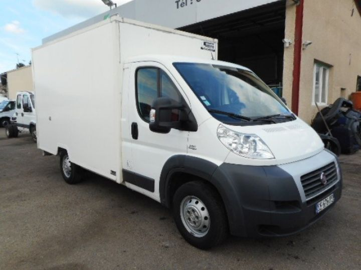 Chassis + body Fiat Ducato Box body hdi 130  - 1